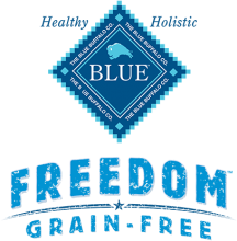 Логотип Blue Freedom Grain Free