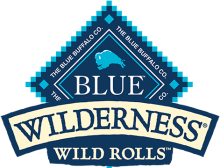 Логотип Blue Wilderness Wild Rolls