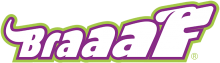 Логотип Braaaf