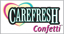Логотип Carefresh Confetti