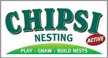 Логотип Chipsi Nesting Active