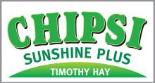 Логотип Chipsi Sunshine Plus Timothy Hay