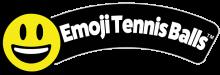 Логотип Emoji Tennis Balls