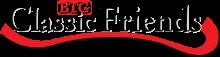 Логотип Classic Friends BTG