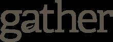 Логотип Gather