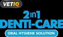 Логотип VETIQ 2 in 1 Dental-Care Oral Hygiene Solution