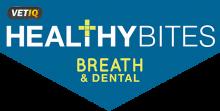 Логотип VETIQ Healthy Bites Breath & Dental