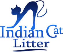 Логотип Indian Cat Litter Co