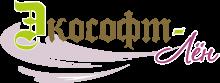 Логотип Экософт Лен