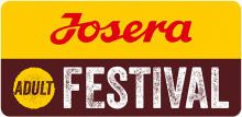 Логотип Josera Adult Festival