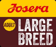 Логотип Josera Adult Large Breed