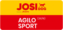 Логотип Josera Josi Dog Agilo Sport