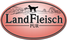 Логотип LandFleisch Pur