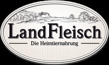 Логотип Landfleisch Tiernahrung