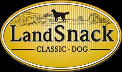 Логотип LandSnack Classic-Dog