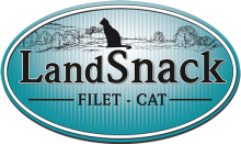 Логотип LandSnack Filet-Cat