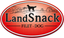 Логотип LandSnack Filet-Dog