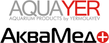 Логотип AQUAYER АкваМед