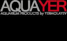 Логотип AQUAYER Альгицид + СО2