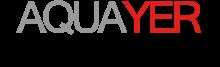 Логотип AQUAYER Питательная Подложка
