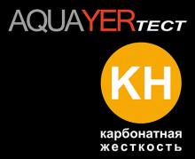 Логотип AQUAYER ТЕСТ KH