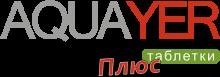 Логотип AQUAYER Железо Плюс