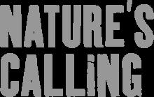 Логотип Nature's Calling