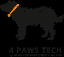 Логотип 4 Paws Tech