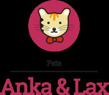 Логотип Anka & Lax Pate