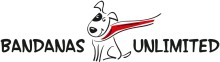 Логотип Bandanas Unlimited