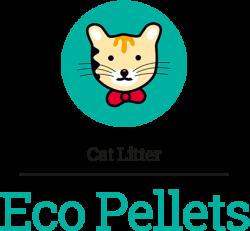 Логотип Eco Pellets Cat Litter