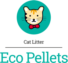 Логотип Eco Pellets Cat Litter