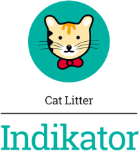 Логотип Indikator Cat Litter