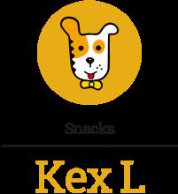 Логотип Kex L Snacks