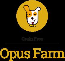 Логотип Opus Farm Grain Free