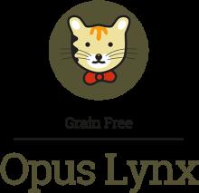Логотип Opus Lynx Grain Free