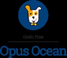 Логотип Opus Ocean Grain Free