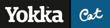 Логотип Yokka Cat