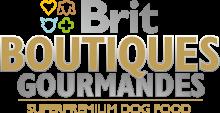 Логотип Brit Boutiques Gurmandes