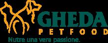 Логотип Gheda