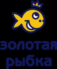 Логотип Золотая рыбка