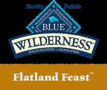 Логотип Blue Wilderness Flatland Feast