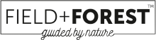 Логотип Field + Forest