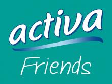 Логотип Activa Friends