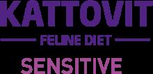 Логотип Kattovit Sensitive