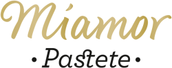 Логотип Miamor Pastete