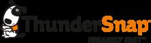 Логотип Thunder Snap