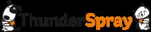 Логотип Thunder Spray