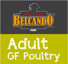 Логотип Belcando Adult GF Poultry