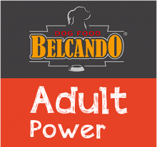 Логотип Belcando Adult Power